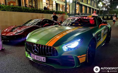 Photos by @faithinmyfuture   #blacklist #mercedes #amggts. Mercedes-AMG Renntech GT R C190 - 4 January 2020 - Autogespot