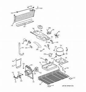 Unit Parts Diagram  U0026 Parts List For Model Hts16gbrfrww