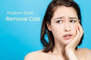 Generally, the price is lower when you have all of them removed at one time, as it reduces the number of appointments and medication (such as sedation) necessary. Wisdom Tooth Removal Cost   Dental Aware Australia