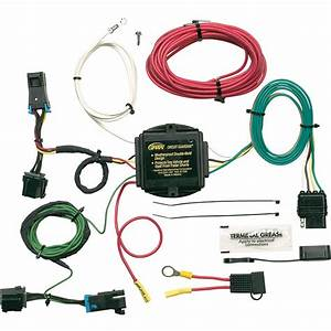 Hopkins Towing Solutions Wiring Kit  U2014 Fits 2003 U20132014 Chevy Express And Gmc Savana Full Size Vans