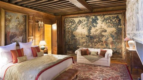 bed breakfast in chateaux and mansions in