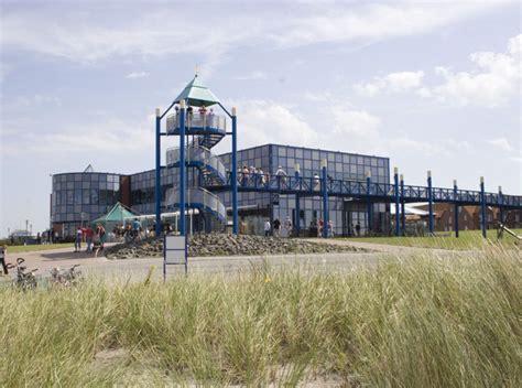 Das Haus Des Gastes Direkt Am Strand Von Norddeich