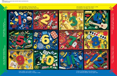 Floor Puzzle  I Spy 1,2,3 Hidden Images Puzzlewarehousecom