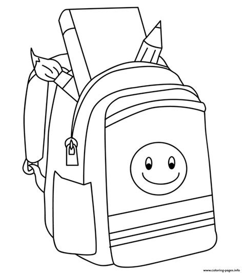 school  color coloring pages printable