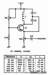 Index 111 - - Signal Processing - Circuit Diagram