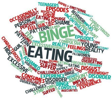binge eating disorder lalimentazione incontrollata