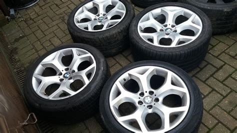 bmw   alloy wheels  sport style   tyres