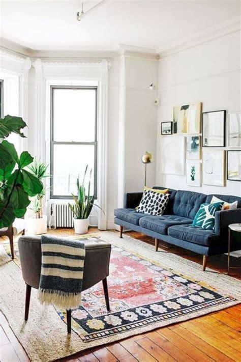 bright bohemian living room design ideas homemydesign