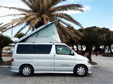 mid size campervans japan campers rental motorhome rv