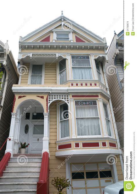 historic victorian home stock photo image  francisco