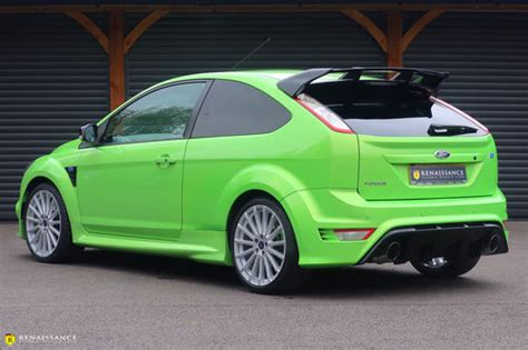ford focus rs mk unmodifiedoem original fsh