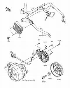 Kawasaki Ninja 300 Parts Diagram