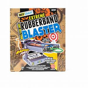 Boys Craft Extreme Rubber Band Blaster Kit  1 Each