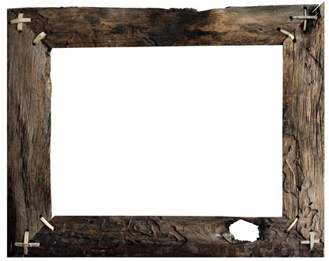 No Frames Picture 3 Piece Modern Cheap Home Decor Wall: Barn Wood Frame ; Transparent Background