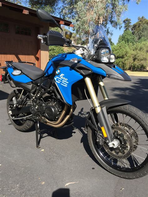 Bmw Dual Sport Motorcycles by 10 995 2014 Bmw F 800 Gs Dual Sport Motorcycle For Sale