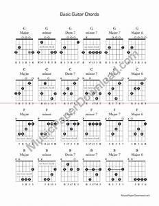 Jazz Guitar Chord Dictionary Pdf