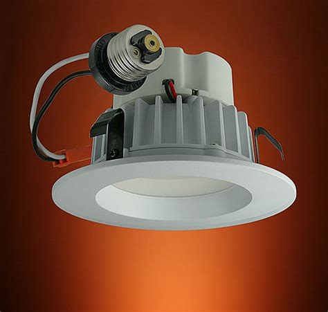 led recessed ceiling 4 quot dimmable can lights provide the