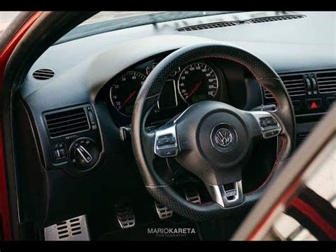 vw golf 4 best interior from romania
