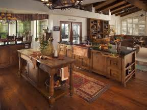 Home Depot Unfinished Oak Cabinets by Western Kitchen Ideas Western Rustic Kitchen Cabinets