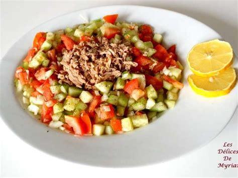 recettes cuisine tunisienne les meilleures recettes de salade tunisienne