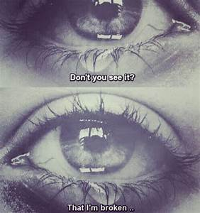life, depression, eyes crying, sad quotes, green eyes ...