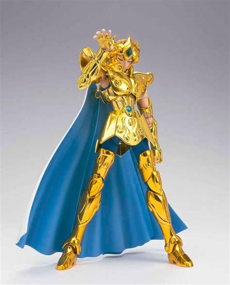 Saint Seiya - Myth Cloth EX Leo Aiolia -Revival- Ver ...
