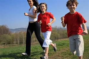 Family fitness: Fun ways to play your way into shape
