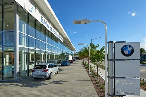 Bmw Of Fort Lauderdale by Bmw Of Fort Lauderdale Tricarico Architecture And Design