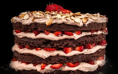 60 Impressive Birthday Cake Recipes   Pictures   Chowhound