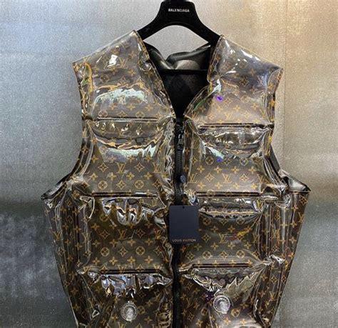 louis vuitton inflatable monogram vest billionairemart