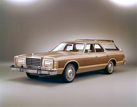 Ford Country Squire Station Wagons