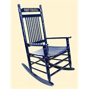 west virginia adult rocking chair