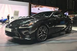 Lexus Rc 300 : new lexus rc 300h f sport black edition arrives at geneva auto express ~ Maxctalentgroup.com Avis de Voitures