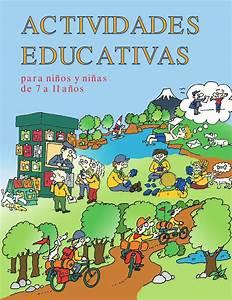 Actividades Educativas para niños y niñas de 7 a 11 años by Dario Salazar Issuu