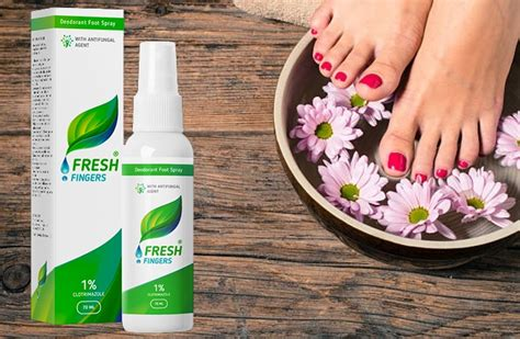 fresh fingers is a 100 safe anti fungal solution style