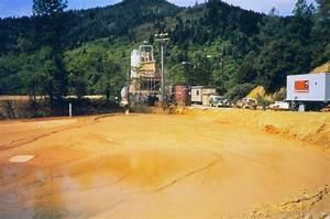 An acid mine drainage (AMD) treatment plant at Iron ...