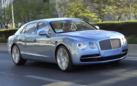Bentley Flying Spur Hd Picture by 2013 Bentley Flying Spur Wallpapers And Hd Images Car