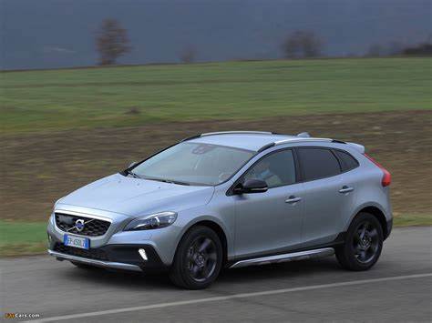 Volvo V40 Cross Country Hd Picture by Volvo V40 Cross Country D4 2012 Pictures 1280x960
