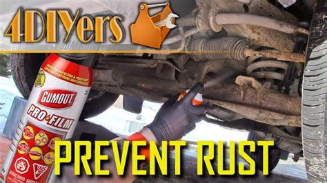 How To Oil Spray A Vehicle