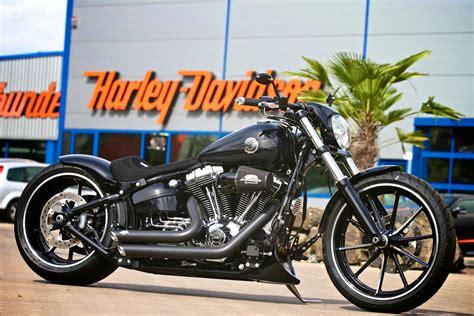 Custom Hd Softail By Thunderbike Customs Germany