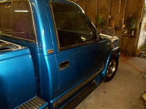 Purchase Used 92 Silverado  1500  Project Truck  Street Rod