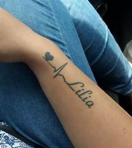 Tattoo Ideen Familie : tattoos mit namen der kinder stolze eltern bis unter die haut tattoo ideen f r eltern ~ Frokenaadalensverden.com Haus und Dekorationen