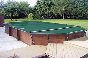 Bache À Barre Piscine : accessoires piscine bois piscine discount constructeur ~ Melissatoandfro.com Idées de Décoration