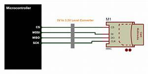 Microsd Card Pinout  Features  U0026 Datasheet