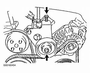 1997 Mazda 626 Serpentine Belt Routing And Timing Belt
