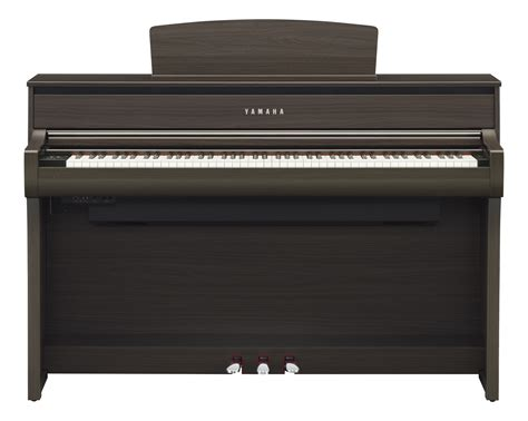 yamaha clp 675 yamaha clp 675 clavinova digital piano in walnut finish yamaha