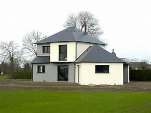 Constructions de maisons neuves à Saint James dans la Manche