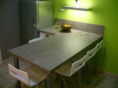 tabouret pour table hauteur plan de travail
