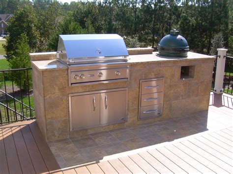 bbq outdoor kitchen islands outdoor kitchen designs with charcoal grill outdoor