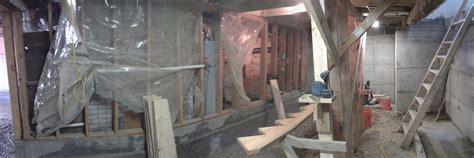seattle basement dig  remodel ventana construction